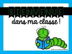 Les créations de Stéphanie: Présentation Powerpoint pour la rencontre de parents Grade 1, Third Grade, Class Presentation, French Immersion, Back To School, Classroom, Cycle, Portrait, Ideas