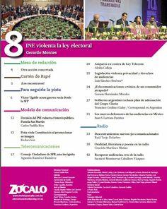 Contenidos A Noviembre, 2014