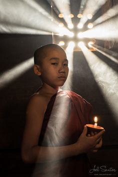 """Buddhism is a non-theistic religion or philosophy based on variety of traditions, beliefs and practices largely grounded on teachings credited to Siddhartha Gautama — Buddha, """"the awakened one"""", who shared his insights to help sentient beings end their suffering — thus, attaining Nirvana. (Bagan, Myanmar) ..*"""