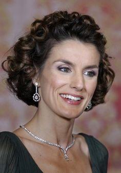 Los cambios de look de la Princesa Letizia