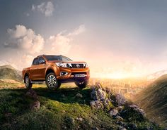 Nissan - Navara on Behance