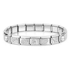 Search results for: 'product 45052 nomination-composable-classic-silvershine-bracelet' Nomination Charms, Nomination Bracelet, Thomas Sabo, Timeless Classic, Swarovski, Pandora, Crystals, Charm Bracelets, Zodiac