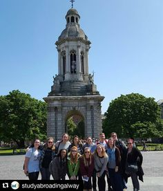 #Repost @studyabroadingalway  Welcome to MSU Mississippi State University gender and media students on a custom program in Ireland!  #isa #isagalway #isaabroad #studiesabroad #studyingalway #travel #explore #wanderlust #explore #discoverireland  #theworldawaits #msu #mississippi #bulldogs #trinitycollege by isaabroad