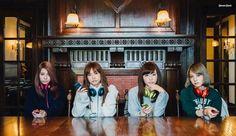 Scandal Scandal Japanese Band, Mami Sasazaki, Pop Rock Bands, Picture Credit, Japanese Girl, Female, Coat, Musicians, Models