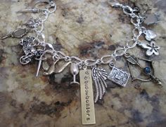 The Mortal Instruments Shadowhunters Loaded by theforksforest, $21.99