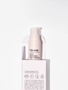 Identity and packaging for Onomie beauty on Behance
