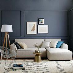 panels Living room furniture modern trendy wall