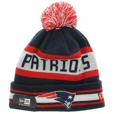 86a77d778a9 New England Patriots New Era Beanie