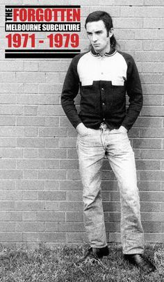 """70s Melbourne gave birth to the Sharpies, or Sharps subculture. The name comes from their focus on looking and dressing """"sharp""""."""