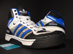 d3310285274f 2003 ADIDAS ATTITUDE HI DBL DOUBLE ALIFE NYC ARC WHITE BLUE BLACK NMD  020277 11  fashion  clothing  shoes  accessories  mensshoes  athleticshoes