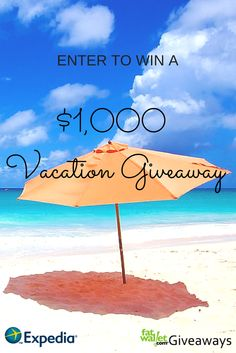 Terrific giveaway to enter here http://www.fatwallet.com/blog/fatwallet-giveaways-win-a-1000-vacation-from-expedia/
