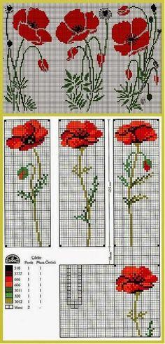 Irina: Poppies! (56 designs)