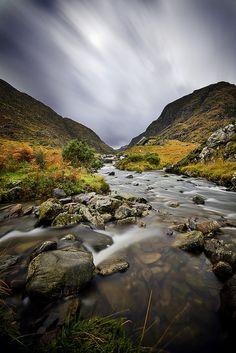 The Gap of Dunloe, County Kerry, Ireland