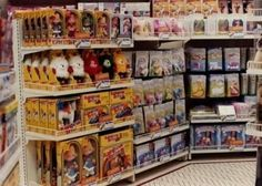 80's Toy Aisle! If I could just go back in time. SIGH.