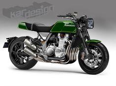 KAWASAKI 6気筒バイクのZ1300の復活モデル予想スケッチ! | 新型バイクニュースならモーターサイクルナビゲーター