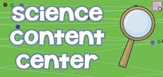 Minds in Bloom: Creating a Science Content Center in Your Classroom