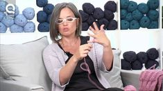 Lavora a maglia con Emma Fassio - Collo a rettangoli - Parte 1