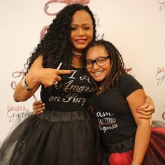 Me and my mini me! #TellTheWholeStoryYou Are Amazing on Purpose