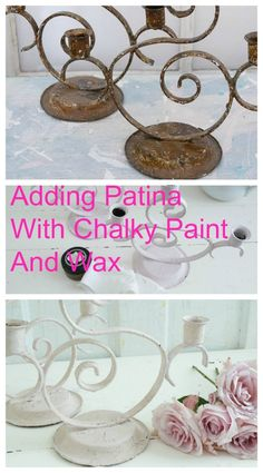 Great Patina And Exciting News! - White Lace Cottage
