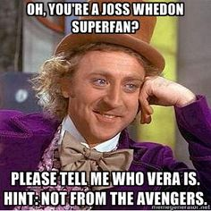 Not only do I dislike anyone who calls themselves a super fan and can't answer this, but also if they can't sing Jayne's song.