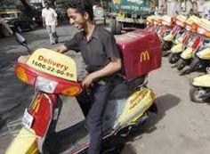 #thuisbezorging #McDonald's #eten #drinken