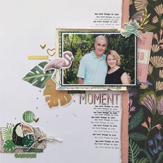 Moment - Crate Paper - Wild Heart Collection