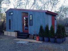 Shedsistence Tiny House 002 landscape