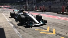 Austrian Grand Prix: First Free Practice Results
