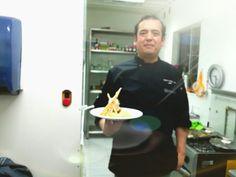 Foto para facebook con plato estrella