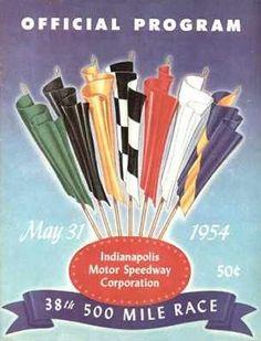 1954 GP Estados Unidos en Indianapolis