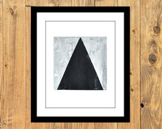 Check out this item in my Etsy shop https://www.etsy.com/au/listing/290361089/marble-triangle-abstract-screen-print