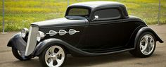 1934 Ford Coupe. Ummm,...hell yeah!...Re-Pin brought to you by #CarInsurance agents at #HouseofInsurance Eugene