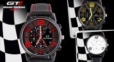 Super hodinky Grand Touring s moderním designem!