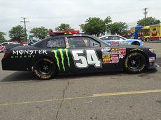 Kyle Busch #54 NASCAR Nationwide Series car