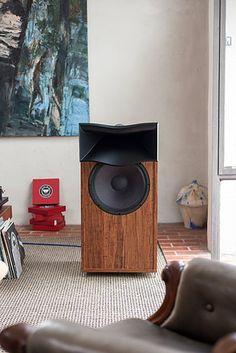 Tub's Audio Frequinox Speaker and Luna Cables