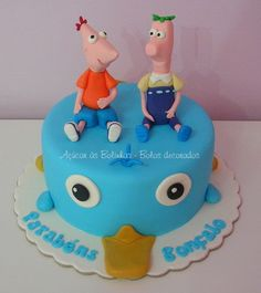 Phineas & Ferb & Perry