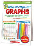 10 WRITE ON WIPE OFF GRAPHS FLIP   Honor Roll Childcare Supply - Early Education Furniture, Equipment and School Supplies