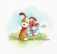 ♥ Happy Day ♥ // Maria Woods gifts