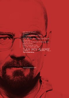 & Watch Say My Name {megavideo} Movie Streaming Breaking Bad Frases, Breaking Bad Art, Best Tv Shows, Best Shows Ever, Breking Bad, Dbz, Say My Name, Heisenberg, Walter White