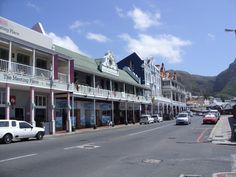 Simon's Town, South Africa South Africa, Cities, Street View, World, The World, City, Earth