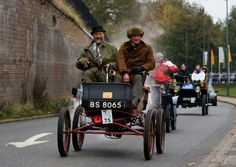 "London to Brighton Veteran Car Run. London to Brighton Veteran Car Run. ""London to Brighton Veteran Car Run"""