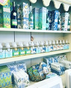 Shopwhimsicality has this great photo on their Instagram page. Love how these colors play together! Foaming Hand Wash, Seasons Of Life, Retail Space, Store Displays, Gift Store, Great Photos, Bath And Body, It Works, Bubbles
