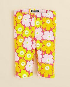Marimekko Toddler Girls' Floral Leggings - Sizes 2-4 | Bloomingdale's