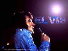 Elvis Presley - Moody Blue (Live 21/02/77) only live performance