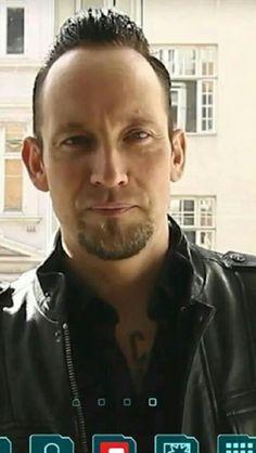 Mr. Michael Poulsen...  Be still my heart! ❤