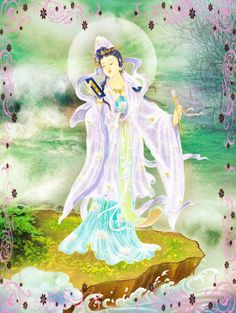 'Malang Guanyin' by lanjee chee on artflakes.com as poster or art print $20.79