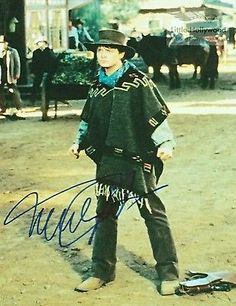 MICHAEL-J-FOX-Marty-McFly-BTTF3-8x10-Autographed-RP-lustre-Photo