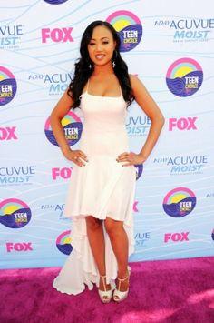 Cymphonique Miller - Teen Choice Awards 2012