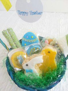 Easter basket for boys