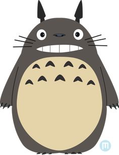 My Neighbor Totoro by MangoKingoroo on DeviantArt